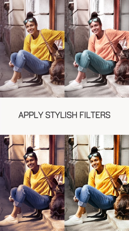 ColorCube: simple photo editor