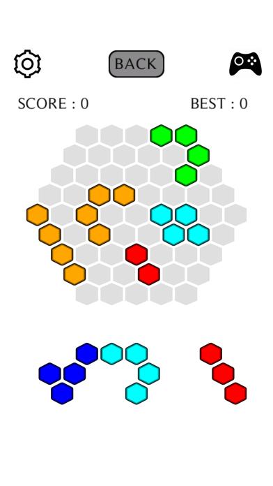 Hexa Cell Connect screenshot two