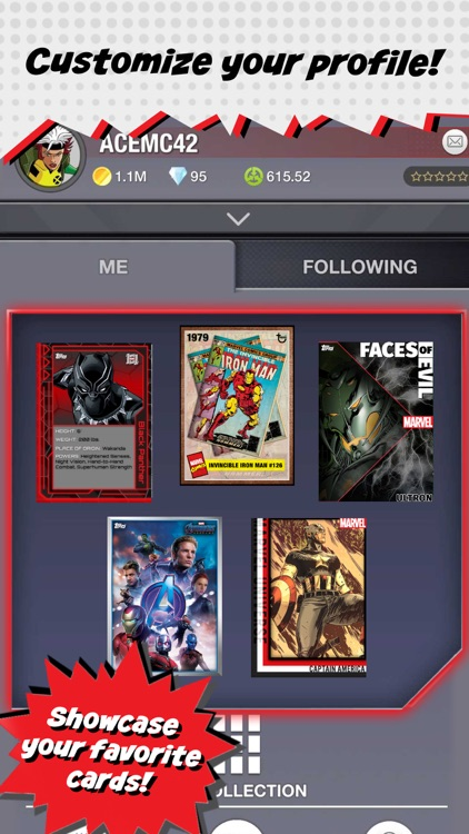 MARVEL Collect! by Topps screenshot-3