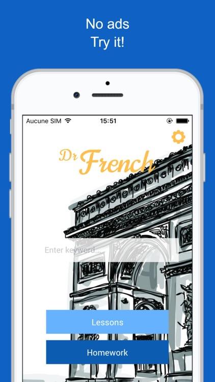 Dr French: French grammar screenshot-6