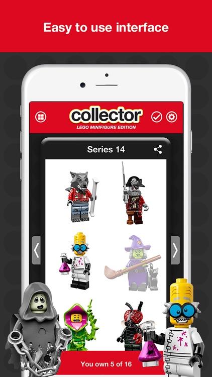 Collector - Minifigure Edition