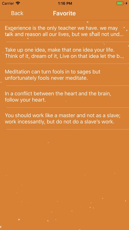 Swami Vivekananda Quotes App screenshot-5