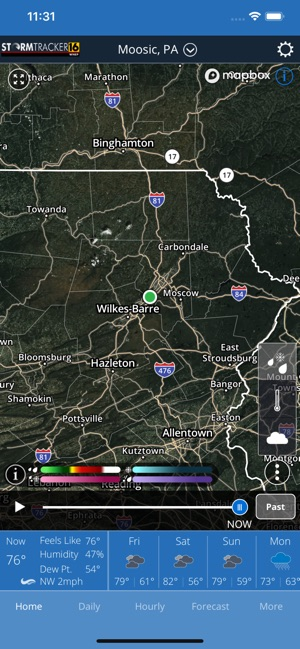 WNEP Stormtracker 16 Weather on the App Store