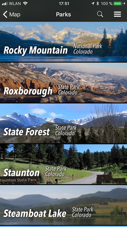 Colorado Pocket Maps