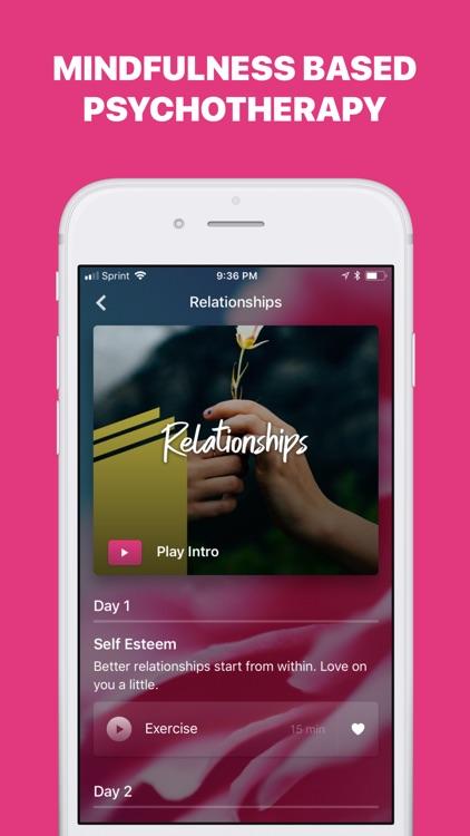 Welzen - Meditation app calm screenshot-5