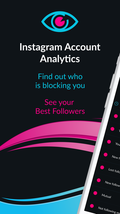 Blockers Spy for Instagram Screenshot