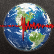Earthquake - International reporting, alerts, maps, & custom notifications of world earthquakes icon