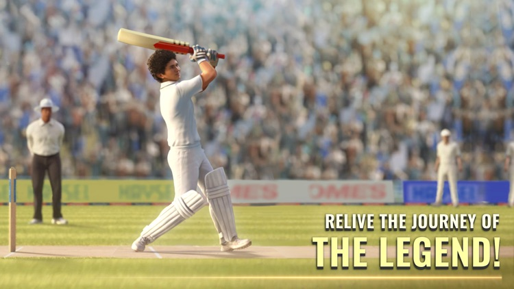 Sachin Saga Cricket Champions screenshot-9
