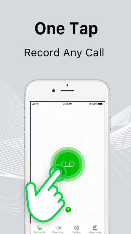 Record Phone Calls-Call Rec