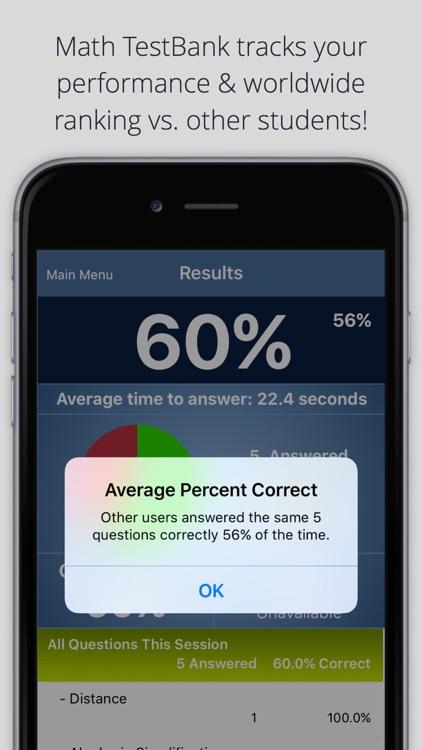 Math TestBank by Allen Prep screenshot-3