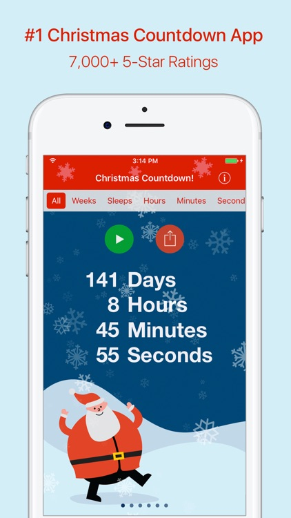 Christmas Countdown! screenshot-0