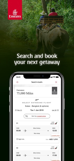 Emirates on the App Store