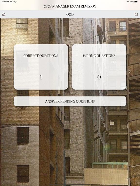CSCS Manager Exam Revision screenshot 16