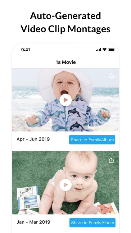 FamilyAlbum: Photo Sharing App screenshot-4