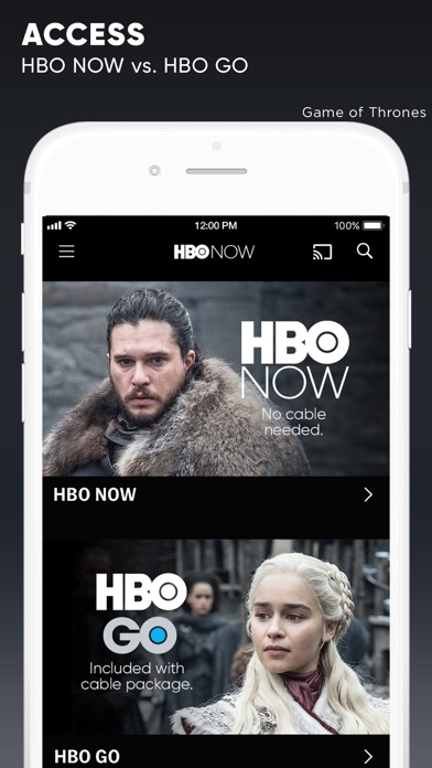 download HBO NOW: Stream TV & Movies apps 5