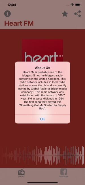 Heart FM on the App Store