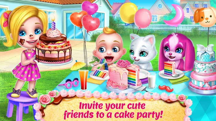 Real Cake Maker 3D Bakery screenshot-4