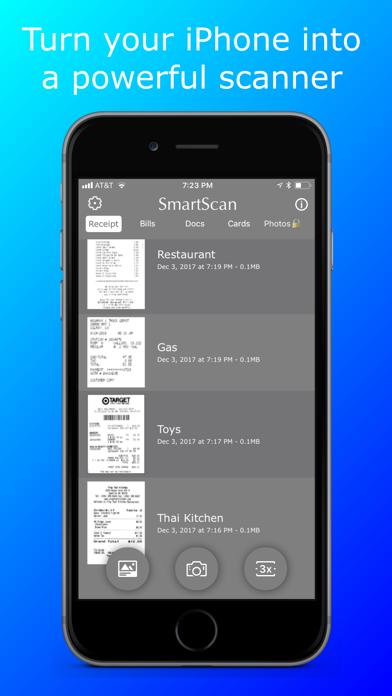 SmartScan Express screenshot one