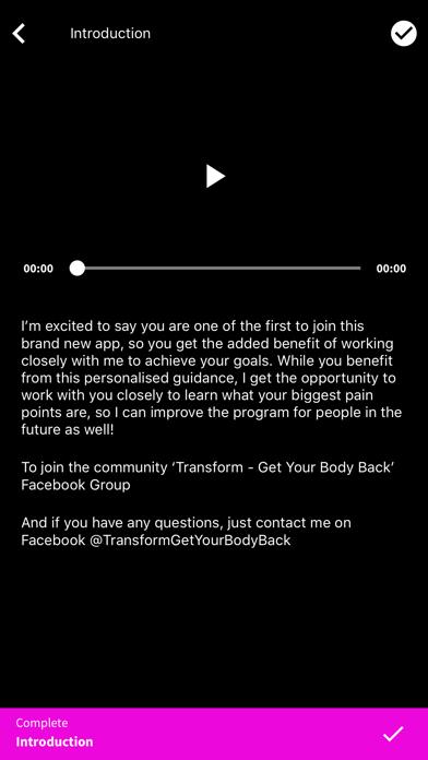 Get Your Body Back screenshot 3