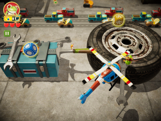 Frogger in Toy Town screenshot 12