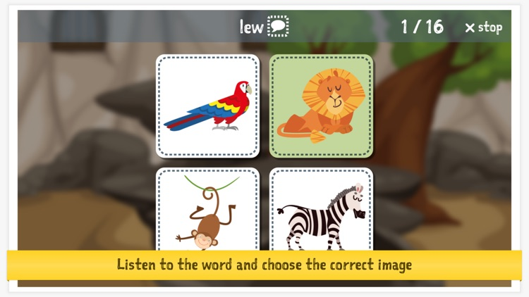 Learn Polish With Amy for Kids screenshot-0