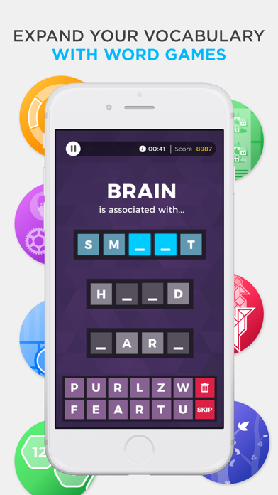 Peak - Brain Training Screenshot