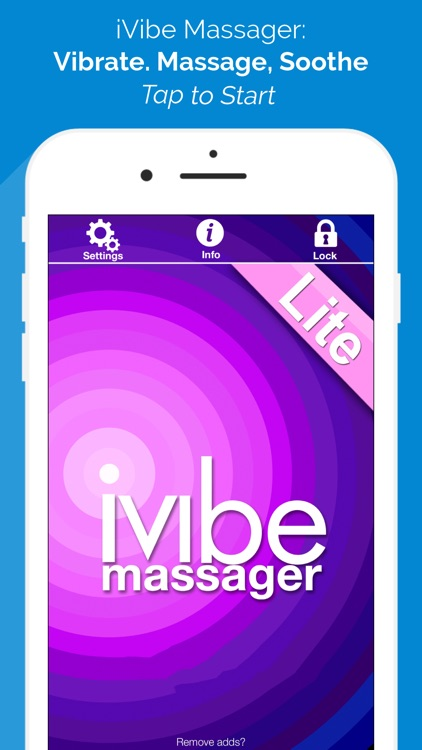 iVibe: Best Vibrator Massage