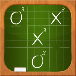 Ícone do app TicToe Fury - Tic Tac Toe