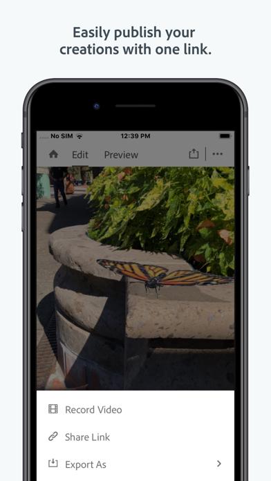 Adobe Aero screenshot 5