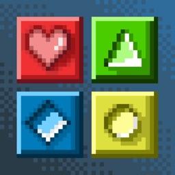 Retro Boxes: Puzzle game