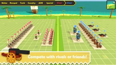 Battle Simulator Royaleのおすすめ画像2