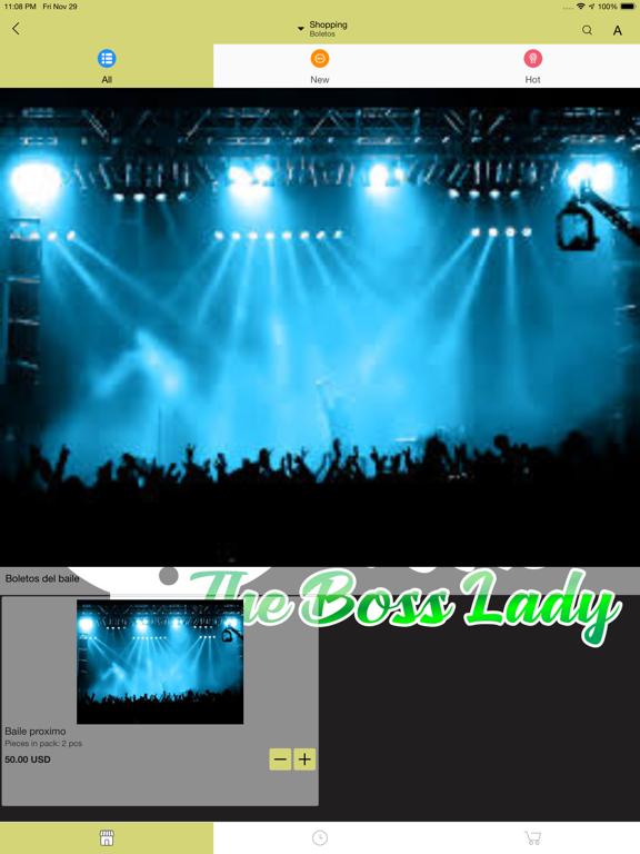 La Patrona (The Boss lady) screenshot 6