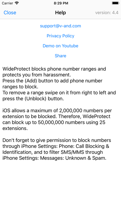WideProtect Spam Call Blocker   App Price Drops