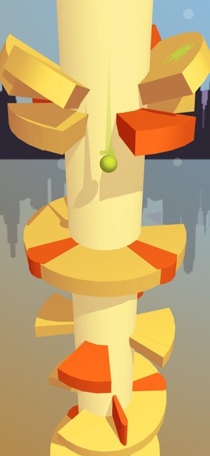 Helix Jump Screenshot