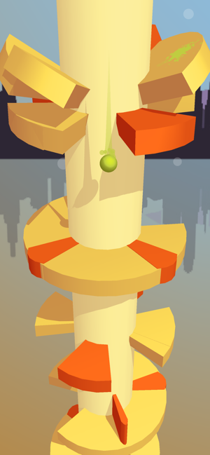 ‎Helix Jump Screenshot