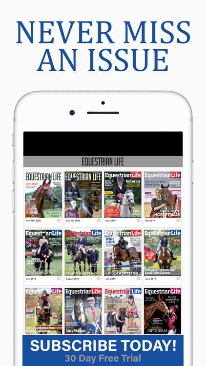 Equestrian Life screenshot-4