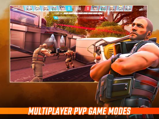 Shadowgun War Games - PvP FPS screenshot 11