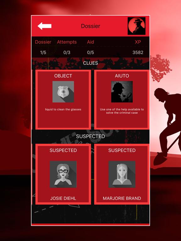 Crime Scene Detective CrimeBot screenshot 11