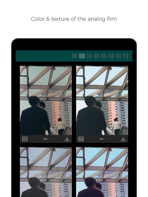 Filmlike Camera Screenshots