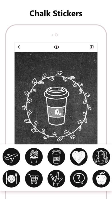 Screenshot #3 pour Highlight Cover & Logo Maker