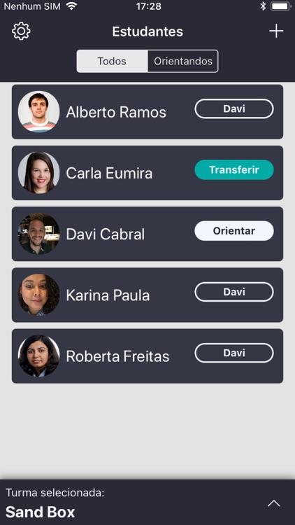 ShowUpp - Controle de Presença screenshot-3