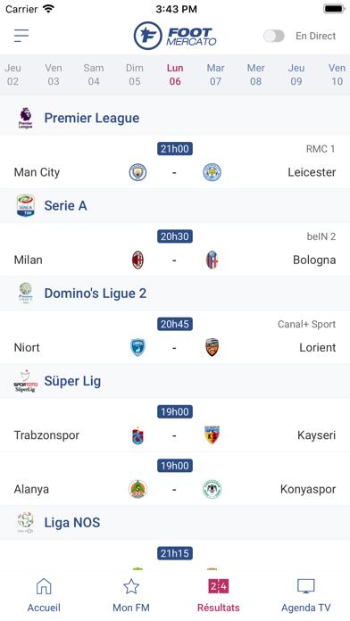 download Foot Mercato : Transferts apps 0