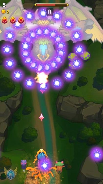 Sky Champ: Monster Attack screenshot-3
