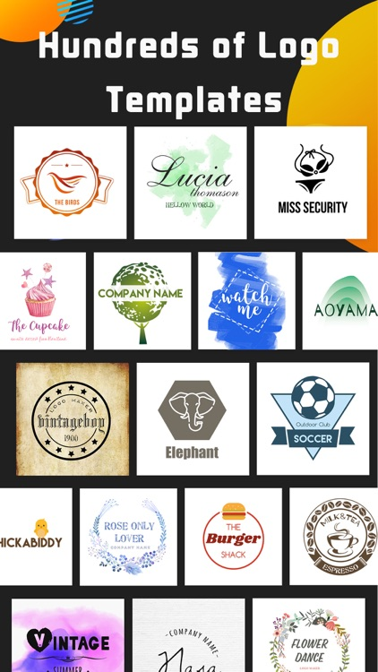 Logo Maker: Watermark Designer screenshot-0