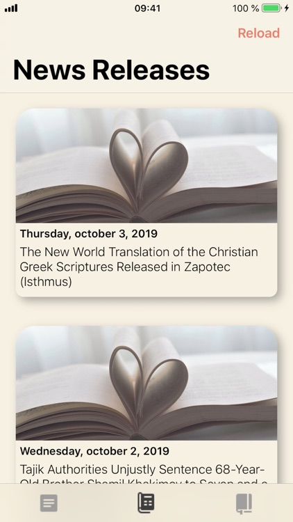 Daily Text with Jehovah screenshot-3
