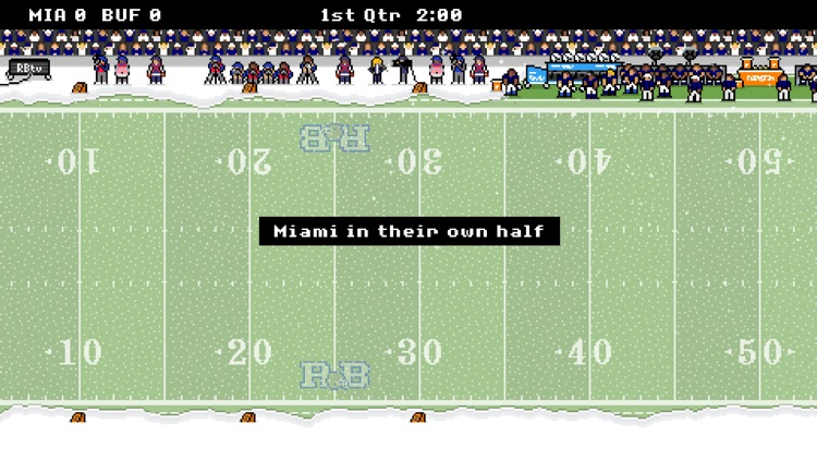 Retro Bowl screenshot-4