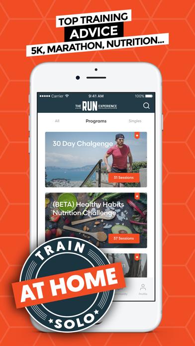 The Run Experience: Run Plansのおすすめ画像1