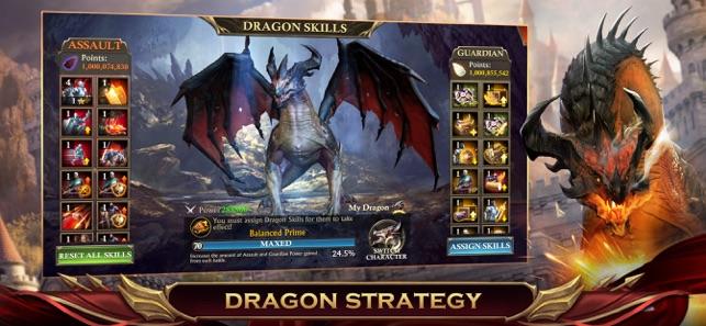 King of Avalon: Dragon Warfare on the App Store