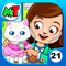 App Icon for My Town : Pets App in Egypt App Store