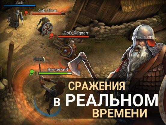 I, Viking для iPad